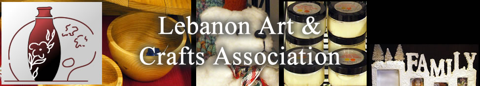 Lebanon Art and Crafts banner
